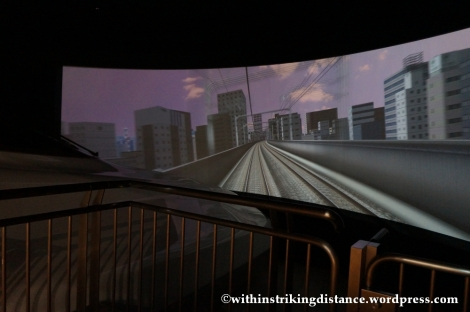 14Feb14 N700 Shinkansen Train Simulator SCMaglev and Railway Park Nagoya Japan 003