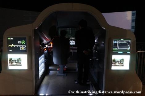 14Feb14 N700 Shinkansen Train Simulator SCMaglev and Railway Park Nagoya Japan 004