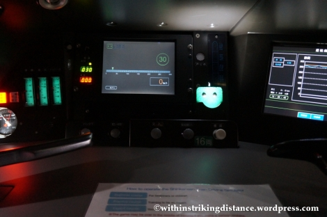 14Feb14 N700 Shinkansen Train Simulator SCMaglev and Railway Park Nagoya Japan 005