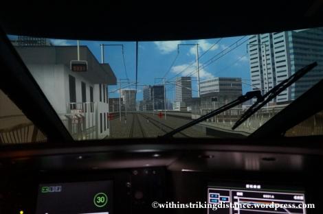 14Feb14 N700 Shinkansen Train Simulator SCMaglev and Railway Park Nagoya Japan 007