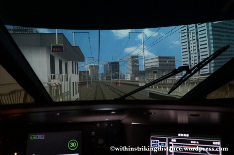 14Feb14 N700 Shinkansen Train Simulator SCMaglev and Railway Park Nagoya Japan 007