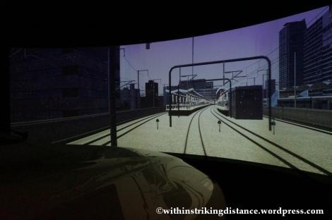 14Feb14 N700 Shinkansen Train Simulator SCMaglev and Railway Park Nagoya Japan 009