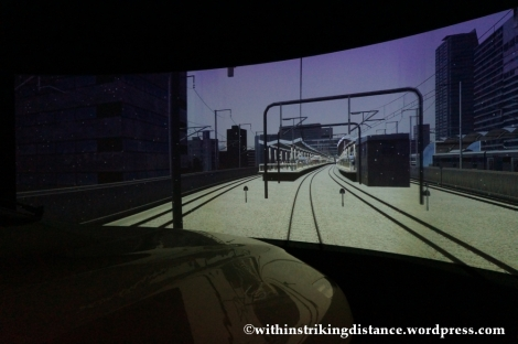 14Feb14 N700 Shinkansen Train Simulator SCMaglev and Railway Park Nagoya Japan 009