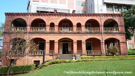 06Nov14 Aletheia University House of Reverends Tamsui Danshui Taipei Taiwan 020