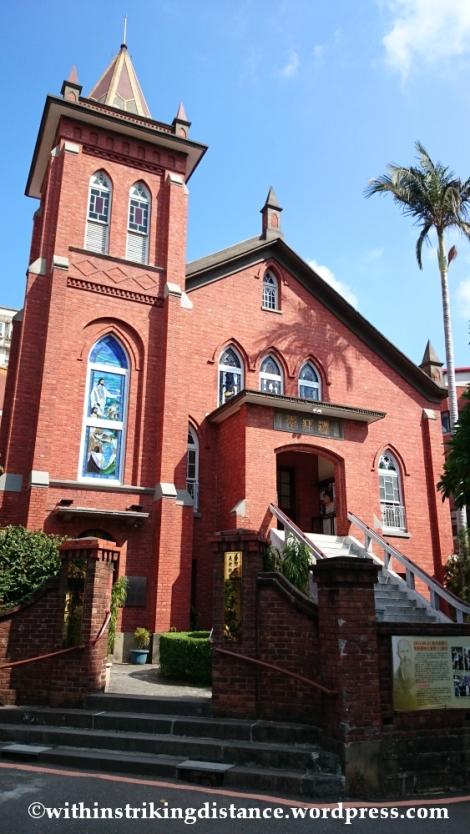 06Nov14 Tamsui Presbyterian Church Danshui Taipei Taiwan 010