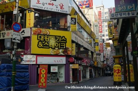 13Oct13 Myeongdong Seoul South Korea 002