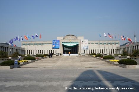 13Oct13 War Memorial of Korea Seoul South Korea 010