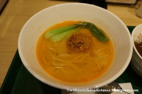 14Feb14 Ts Tan Tan Vegetarian Restaurant Tokyo Japan 005
