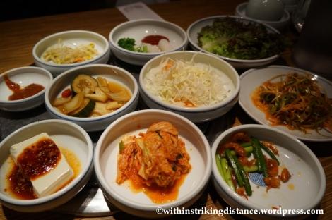 14Oct13 Banchan Myeongdong Seoul South Korea 005