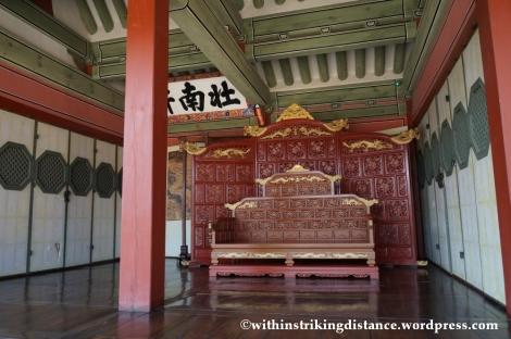 14Oct13 Haenggung Hwaseong Fortress Suwon South Korea 011
