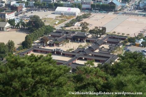 14Oct13 Haenggung Paldalsan Wall Hwaseong Fortress Suwon South Korea 018