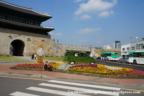 14Oct13 Janganmun Hwaseong Fortress Suwon South Korea 003