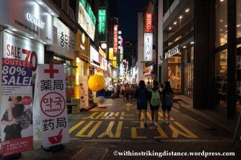 14Oct13 Myeongdong Seoul South Korea 001