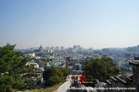 14Oct13 Paldalsan Wall Hwaseong Fortress Suwon South Korea 002