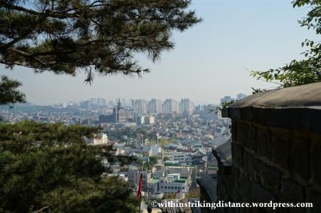 14Oct13 Paldalsan Wall Hwaseong Fortress Suwon South Korea 004