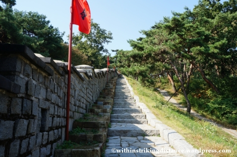 14Oct13 Paldalsan Wall Hwaseong Fortress Suwon South Korea 005