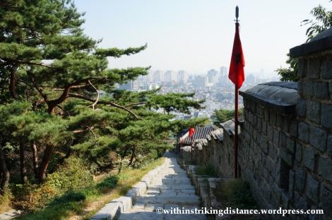 14Oct13 Paldalsan Wall Hwaseong Fortress Suwon South Korea 006