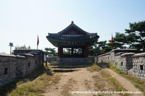 14Oct13 Paldalsan Wall Hwaseong Fortress Suwon South Korea 009