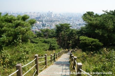 14Oct13 Paldalsan Wall Hwaseong Fortress Suwon South Korea 020