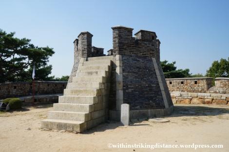 14Oct13 Seojangdae Paldalsan Wall Hwaseong Fortress Suwon South Korea 014
