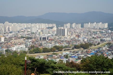 14Oct13 Seojangdae Paldalsan Wall Hwaseong Fortress Suwon South Korea 015