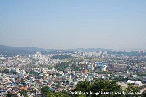 14Oct13 Seojangdae Paldalsan Wall Hwaseong Fortress Suwon South Korea 017