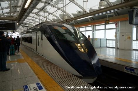 15Feb14 Keisei Skyliner Nippori Station Tokyo Japan 005