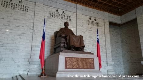 06Nov14 Chiang Kai-shek Memorial Hall Taipei Taiwan 010