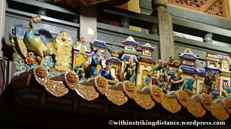 06Nov14 Raohe Street Night Market Ciyou Temple Taipei Taiwan 029