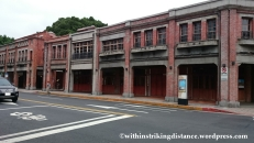 07Nov14 006 Bopiliao Brick Buildings Taipei Taiwan