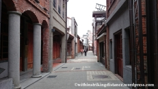 07Nov14 008 Bopiliao Brick Buildings Taipei Taiwan