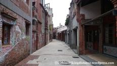 07Nov14 012 Bopiliao Brick Buildings Taipei Taiwan