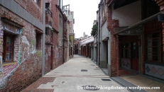 07Nov14 012 Bopiliao Brick Buildings Taipei Taiwan