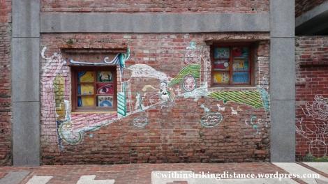 07Nov14 014 Bopiliao Brick Buildings Taipei Taiwan