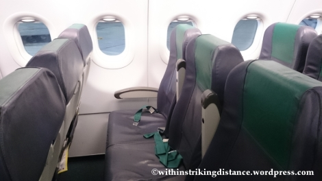 07Nov14 018 A320 Economy Class Cebu Pacific 5J 313 TPE-MNL