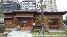 07Nov14 027 Rinbansho Nishi Hongan-ji Xi Ben Yuan Temple Taipei Taiwan