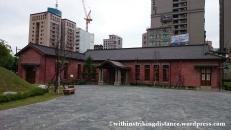 07Nov14 028 Jushin Kaikan Nishi Hongan-ji Xi Ben Yuan Temple Taipei Taiwan