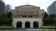 07Nov14 035 Zhongshan Hall Taipei Taiwan