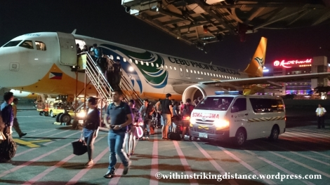 08Nov14 020 A320 Economy Class Cebu Pacific 5J 313 TPE-MNL