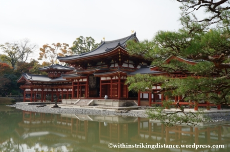 20Nov14 011 Phoenix Hall Byodo-in Uji Kyoto Kansai Japan