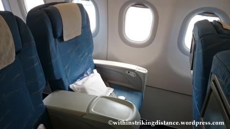 23Mar15 003 Economy Class Philippine Airlines PR 426 Manila Fukuoka
