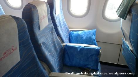 23Mar15 004 Economy Class Philippine Airlines PR 426 Manila Fukuoka