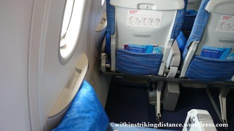 23Mar15 005 Economy Class Philippine Airlines PR 426 Manila Fukuoka