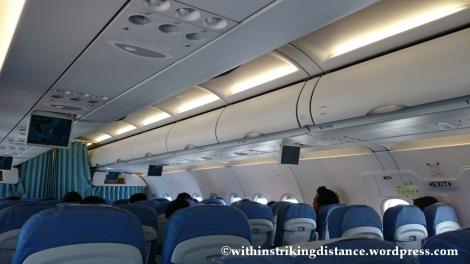 23Mar15 006 Economy Class Philippine Airlines PR 426 Manila Fukuoka