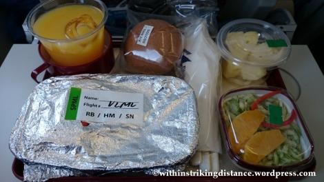 23Mar15 008 Economy Class Philippine Airlines PR 426 Manila Fukuoka