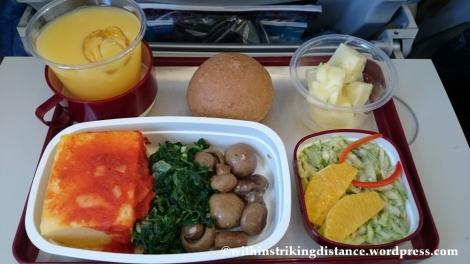 23Mar15 009 Economy Class Philippine Airlines PR 426 Manila Fukuoka