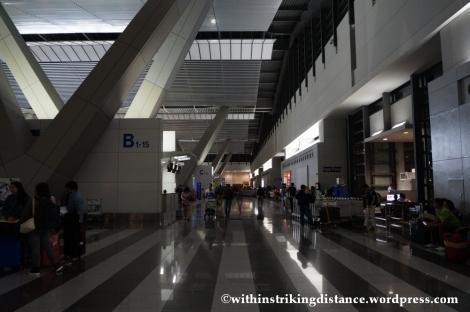 10Dec14 001 NAIA Terminal 3 Economy Class Air Asia Zest Z2 884 Manila Seoul Incheon