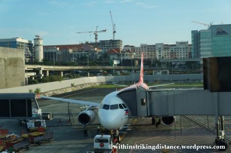 10Dec14 004 A320-200 Economy Class Air Asia Zest Z2 884 Manila Seoul Incheon