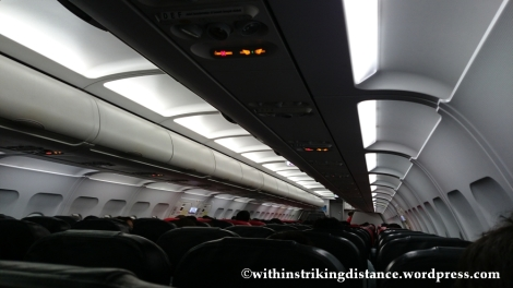 13Dec14 009 A320-200 Economy Class Air Asia Zest Z2 85 Seoul Incheon Manila