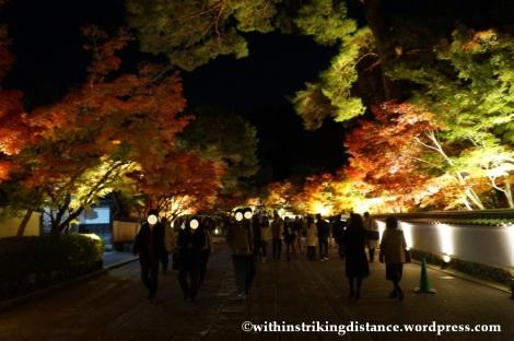 20Nov14 001 Autumn Leaves Eikando Zenrinji Kyoto Kansai Japan